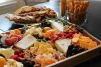 Cheese and Fruit Tray: How-To - SevenLayerCharlotte