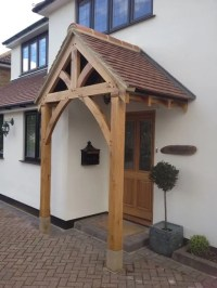 Shropshire Door Canopies - Top Quality Handmade Porches ...