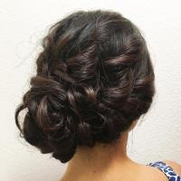 Wedding Hair Updos Side Bun | Hair