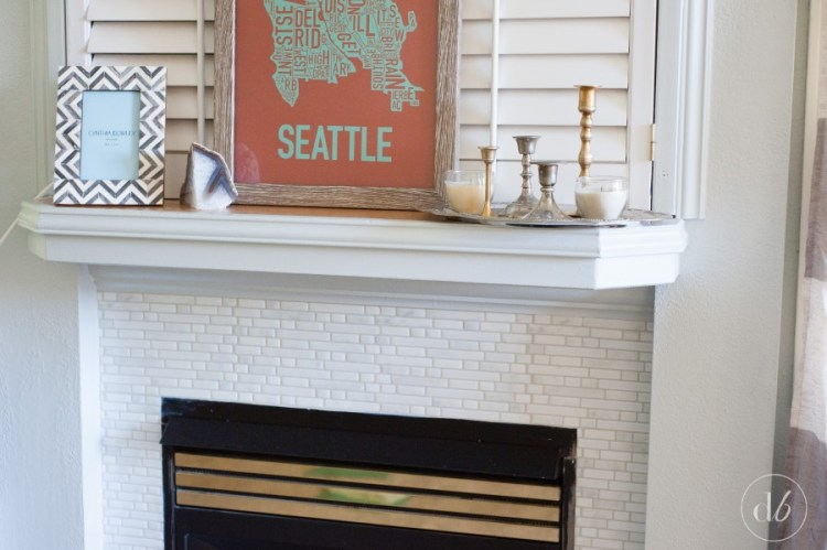 Smart Tiles Fireplace Makeovers