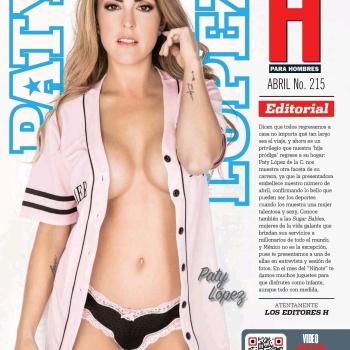 Patty López De La Cerda revista h abril 2017-2