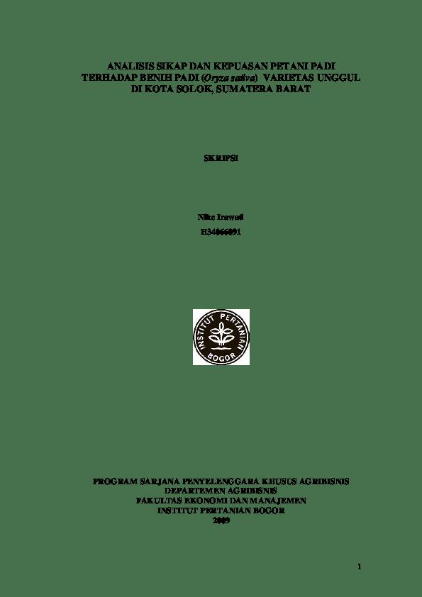Judul Skripsi Agribisnis : judul, skripsi, agribisnis, Judul, Skripsi, Pertanian, Agribisnis, Download, Contoh, Surat