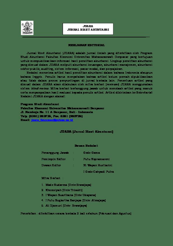 (statistika inferensia) nata wirawan cara mudah memahami statistika ekonomi dan bisnis (buku 2 : Pdf Jurnal Akuntansi Fajridailimi Albantani Academia Edu