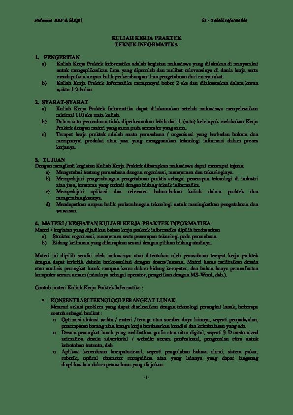 Kesimpulan Dan Saran Skripsi Teknik Informatika Kumpulan Berbagai Skripsi Cute766