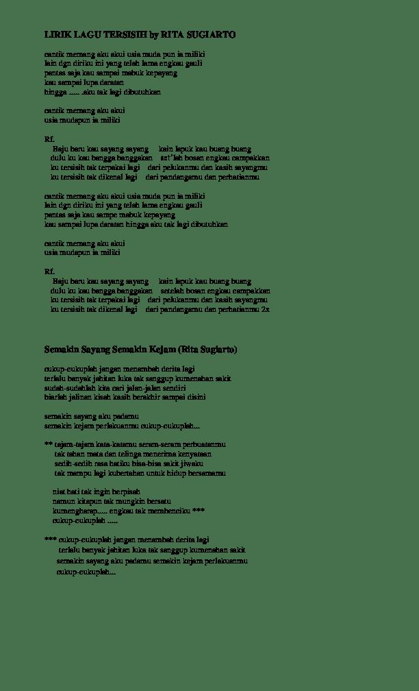 Lirik Lagu Sampai Tutup Usia : lirik, sampai, tutup, Lirik, Mungkin