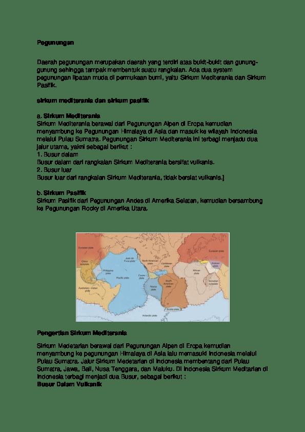 Pengertian Sirkum Mediterania : pengertian, sirkum, mediterania, Pegunungan, Meiji, Academia.edu