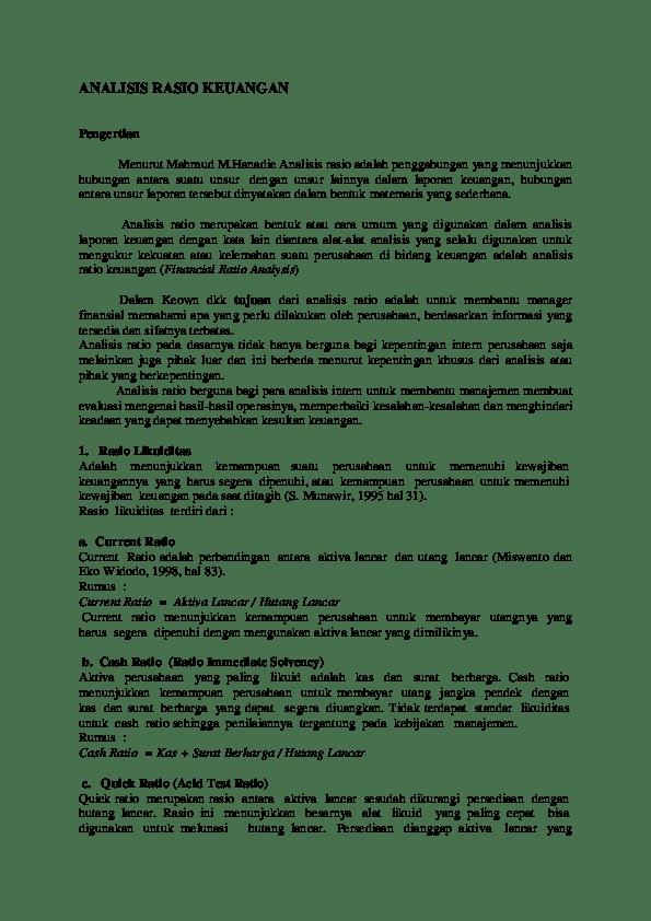 Pengertian Rasio Likuiditas Menurut Para Ahli : pengertian, rasio, likuiditas, menurut, Rumus, Rasio, Likuiditas, Quick, Ratio, Edukasi.Lif.co.id