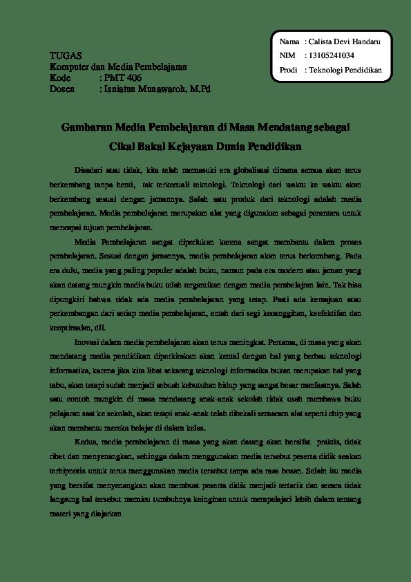 Contoh Essay Tentang Pendidikan : contoh, essay, tentang, pendidikan, Contoh, Essay, Pendidikan, Modernisasi, Materi, Pelajaran