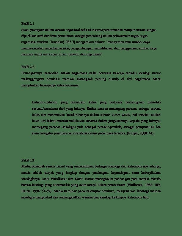 Contoh Kutipan Langsung Dan Tidak Langsung : contoh, kutipan, langsung, tidak, Contoh, Kutipan, Langsung, Kurang, Baris, Jehan, Maulana, Academia.edu