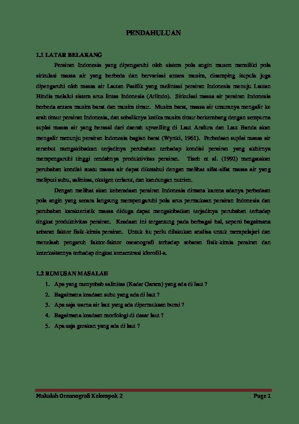 Dasar Laut Dalam Sempit Dan Memanjang Merupakan Bagian Relief Dasar Laut Yang Disebut : dasar, dalam, sempit, memanjang, merupakan, bagian, relief, disebut, OCEANOGRAFI, SIFAT, FISIK, BENTANG, LAUTAN, Ellese, Sulistianingsih, Academia.edu