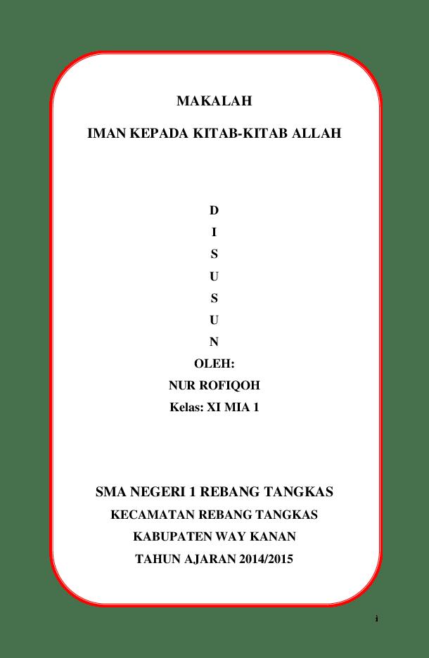 Isi Kitab Kitab Allah : kitab, allah, Kitab, Allah, Berisi, Ajaran, Mengajarku