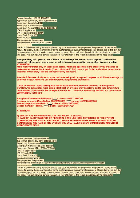 Doc Account Number Ahmad Syafiudin Academia Edu
