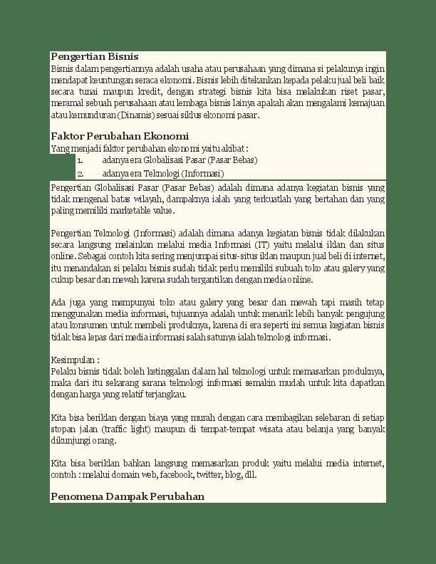 Pengertian Tempat Usaha Yang Strategis : pengertian, tempat, usaha, strategis, Pengertian, Bisnis, Montz, Volution, Academia.edu