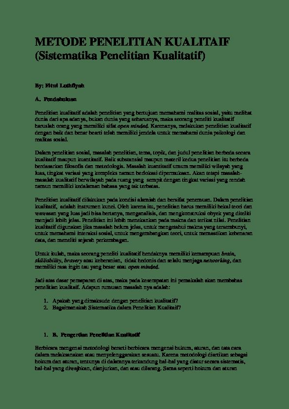 Contoh Bab 4 Skripsi Kuantitatif Bahasa Inggris Kumpulan Cute766