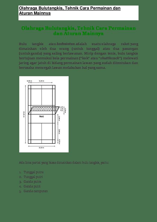 Sebutkan Bentuk Bentuk Pola Pukulan Permainan Bulu Tangkis : sebutkan, bentuk, pukulan, permainan, tangkis, Sebutkan, Bentuk, Pukulan, Permainan, Tangkis, Seputar