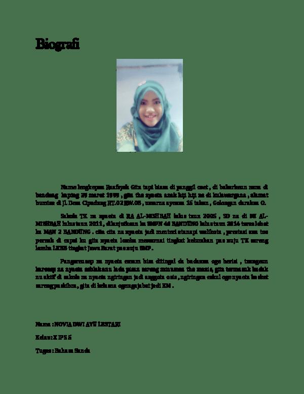Biografi Tokoh Sunda : biografi, tokoh, sunda, Biografi, TUGAS, SUNDA, Muahamad, Fatih, Academia.edu