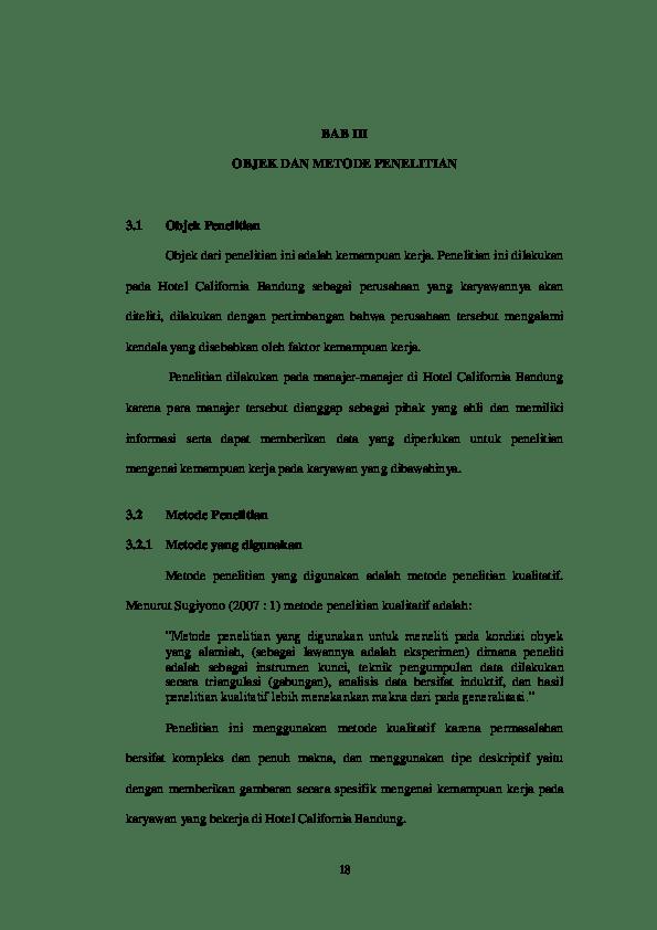 Subjek Penelitian Menurut Para Ahli : subjek, penelitian, menurut, Objek, Metode, Penelitian, Kualitatif, Friska, Triana, Larasaty, Academia.edu