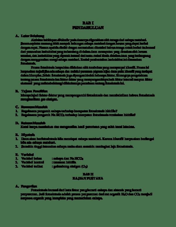 Laporan Praktikum Fotosintesis Ingenhousz Lengkap : laporan, praktikum, fotosintesis, ingenhousz, lengkap, Praktikum, Ingenhousz, Nurul, Mulyani, Academia.edu