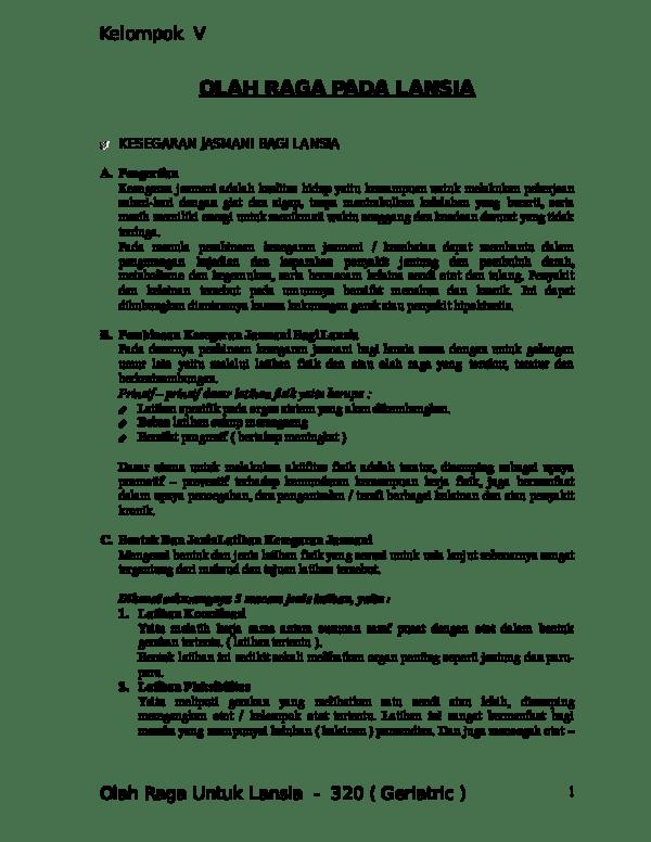 Bentuk Latihan Koordinasi : bentuk, latihan, koordinasi, LANSIA, JamiLia, Divide, Academia.edu