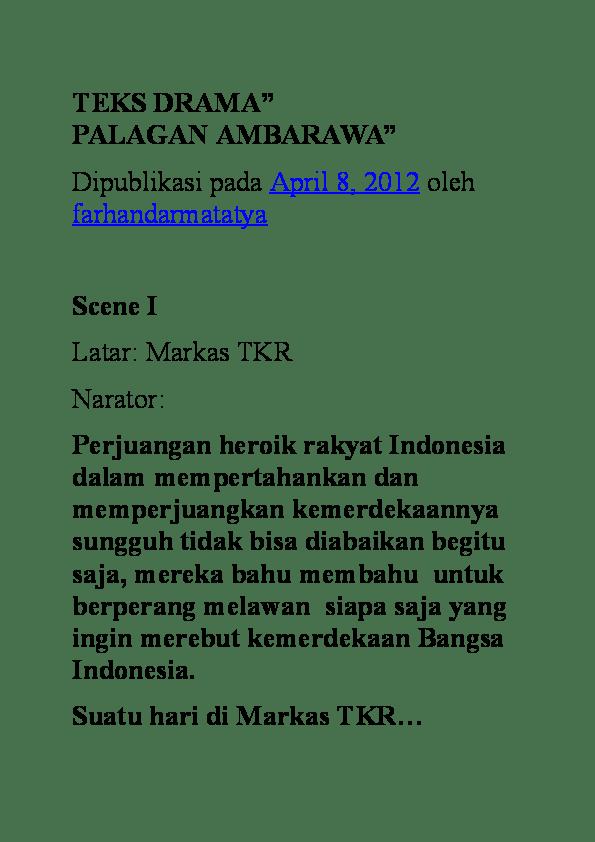 Pertempuran Ambarawa Singkat : pertempuran, ambarawa, singkat, DRAMA