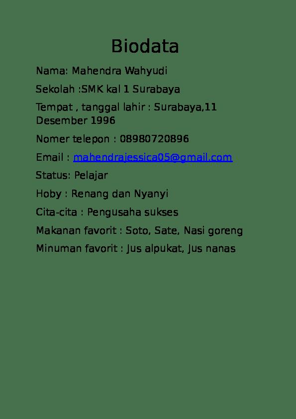 Tanggal Lahir Dalam Bahasa Inggris : tanggal, lahir, dalam, bahasa, inggris, Tempat, Tanggal, Lahir, Bahasa, Inggris, Sekali