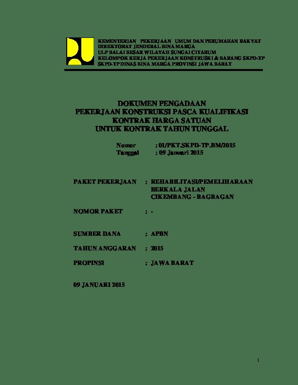Contoh Dokumen Kontrak Proyek Konstruksi Pdf : contoh, dokumen, kontrak, proyek, konstruksi, Contoh, Format, Dokumen, Kontrak, Konstruksi, Cute766