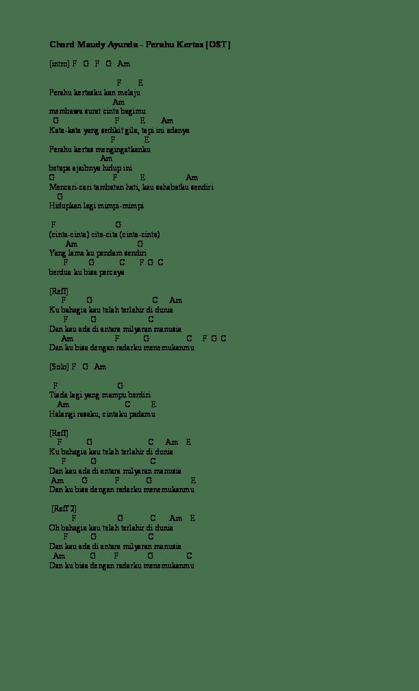 Chord Naif Bencinta Untuk Mencinta C : chord, bencinta, untuk, mencinta, Lirik, Akhirnya, Menemukanmu, Chord, Gitar