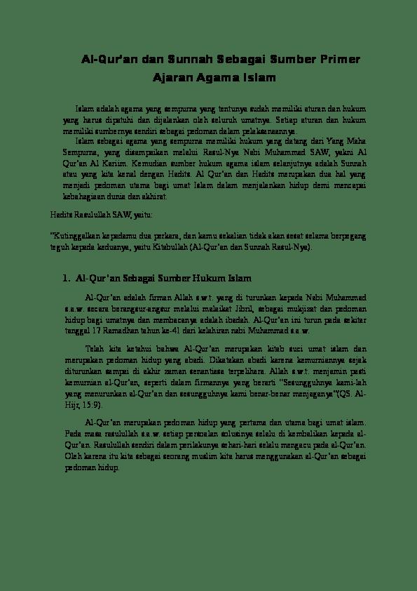 25 Macam - Macam Mukjizat Nabi - DalamIslam.com