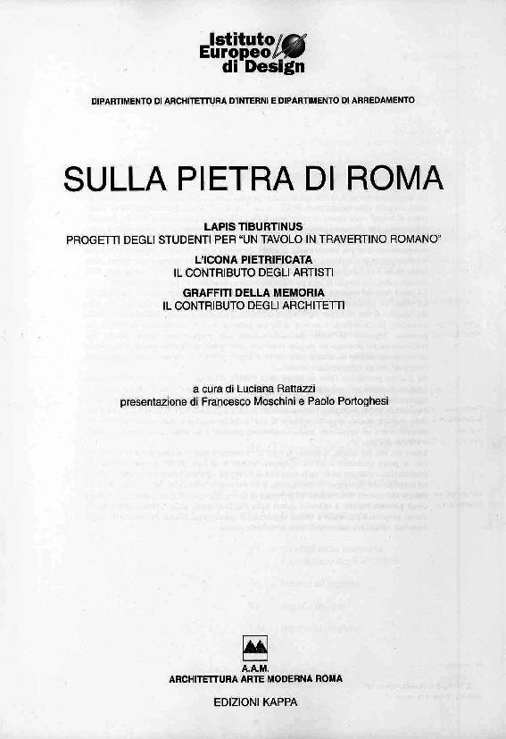 L'arredamento e l'ottimizzazione di interni non avrà più segreti con il corso. Roman Stone Working Research Papers Academia Edu