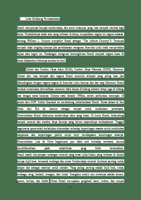 Negara Penghasil Karet Terbesar Di Dunia : negara, penghasil, karet, terbesar, dunia, Hubungan, Amerika, Serikat, Brazil, Dalam, Sektor, Biofuel, Ramzy, Farrazy, Academia.edu