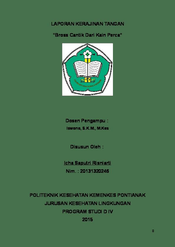 Proposal Kewirausahaan Kerajinan Tangan : proposal, kewirausahaan, kerajinan, tangan, PROPOSAL, KERAJINAN, TANGAN, Ichasaputri, Risniarti, Academia.edu