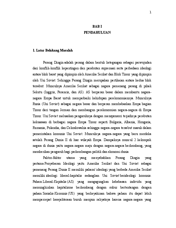 Latar Belakang Gnb : latar, belakang, Gerakan, Gustiance, Academia.edu