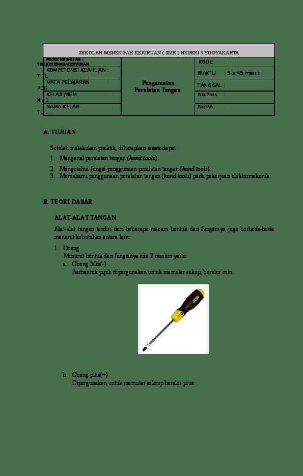 Alat Alat Power Tools Beserta Fungsinya : power, tools, beserta, fungsinya, Macam, Power, Tools, Fungsinya