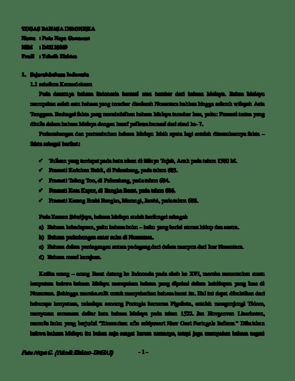 Prasasti Kedukan Bukit Berisi Tentang : prasasti, kedukan, bukit, berisi, tentang, Karyatulisilmiah123, Sejarah, Perkembangan, Bahasa, Indonesia, Cute766