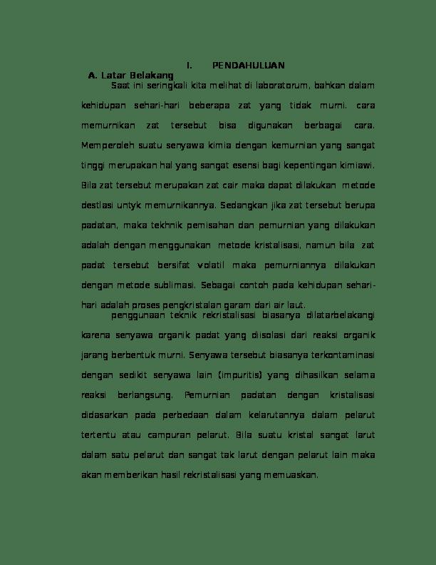 Contoh Sublimasi Dalam Kehidupan Sehari-hari : contoh, sublimasi, dalam, kehidupan, sehari-hari, LAPORAN, PEMISAHAN, PEMURNIAN, PADAT, (REKRISTALISASI,, SUBLIMASI,, TITIK, LELEH), Amrin, Buton, Academia.edu