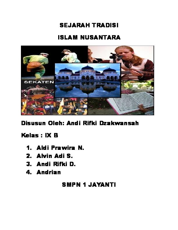 Seni Budaya Lokal Sebagai Bagian Dari Tradisi Islam : budaya, lokal, sebagai, bagian, tradisi, islam, Budaya, Lokal, Bernuansa, Islam, Albantani, Dokter, Andalan
