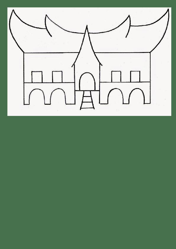 Mozaik Rumah Adat : mozaik, rumah, Contoh, Gambar, Rumah, Untuk, Kolase, Kumpulan