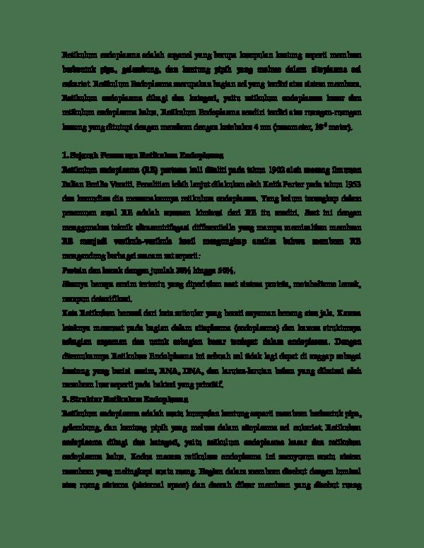 Retikulum Adalah : retikulum, adalah, Retikulum, Endoplasma, Adalah, Organel, Berupa, Merry, Romadhona, Academia.edu