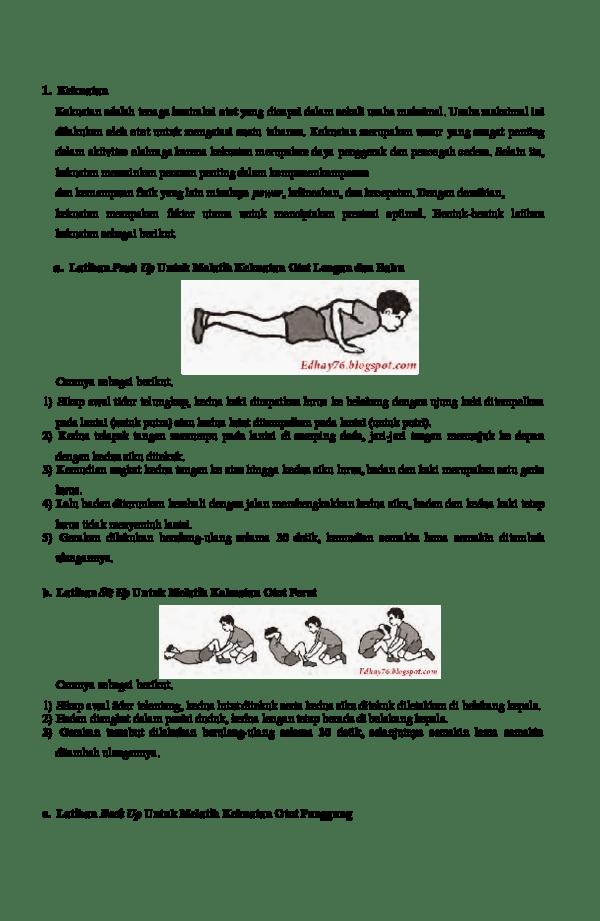 Contoh Latihan Kekuatan Otot Lengan : contoh, latihan, kekuatan, lengan, Bentuk, Latihan, Kekuatan, Lengan, Berbagi, Penting