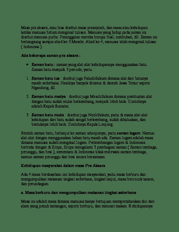 Pengertian Masa Berburu Dan Meramu : pengertian, berburu, meramu, Digunakan, Berburu, Meramu, Berbagai