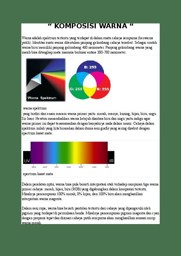 Sebutkan Warna Warna Primer : sebutkan, warna, primer, Disebut, Dengan, Warna, Primer, Jelaskan, Sebutkan