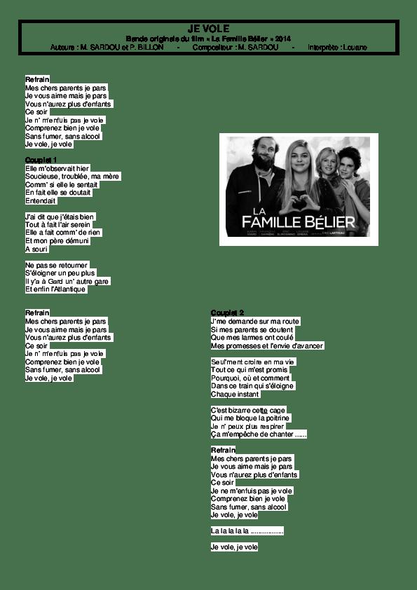 Mes Cher Parents Je Pars : parents, Paroles, Soufiane, Nacif, Academia.edu