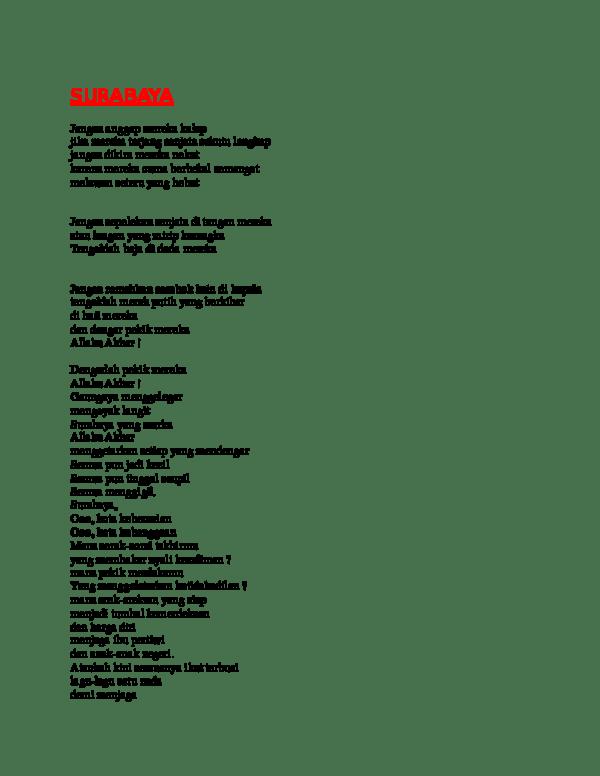 Puisi Gus Mus 'Di Negeri Amplop' Viral, Inilah Teks