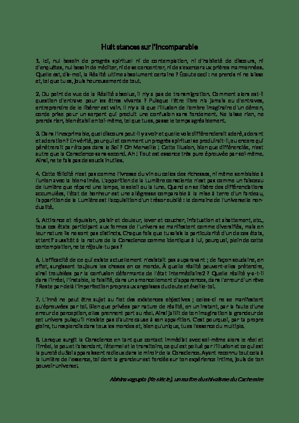 Pourquoi Moi Et Pas Un Autre : pourquoi, autre, Kashmir, Shaivism,, Sanskrit, Language,, Abhinavagupta, Research, Papers, Academia.edu