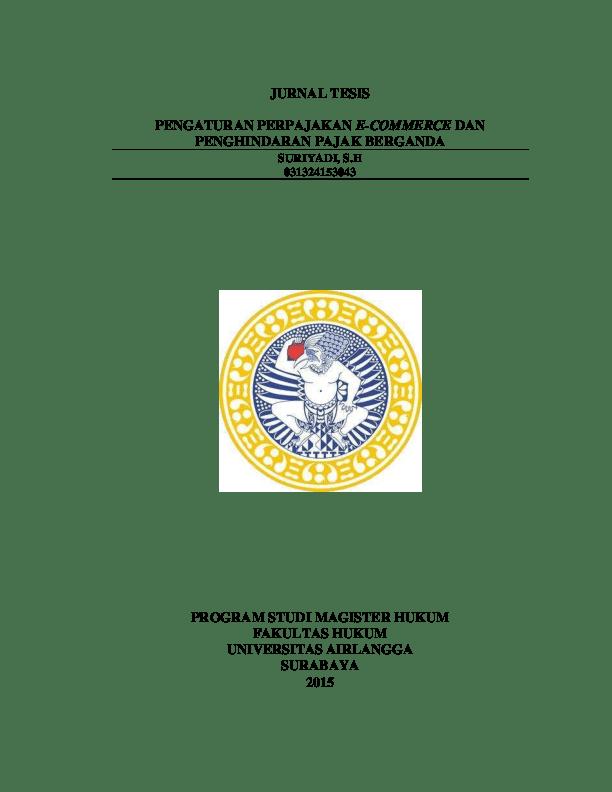 Judul Skripsi Pajak E Commerce : judul, skripsi, pajak, commerce, Makalah, Pajak, Dalam, Commerce