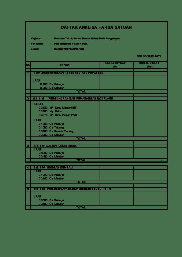 Analisa Harga Satuan Pekerjaan Wiremesh Per M2 : analisa, harga, satuan, pekerjaan, wiremesh, Analisa, Harga, Satuan, Pekerjaan, Instalasi, Listrik, Seputar, Kerjaan