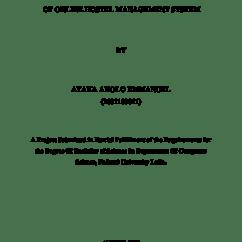 Hostel Management System Er Diagram Cat6 Cable Wiring Design And Implementation Of Online Ayaka Pdf