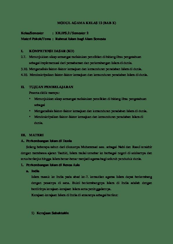 Sebutkan Beberapa Faktor Yang Menyebabkan : sebutkan, beberapa, faktor, menyebabkan, Jelaskan, Faktor, Mempengaruhi, Perkembangan, Islam, Indonesia