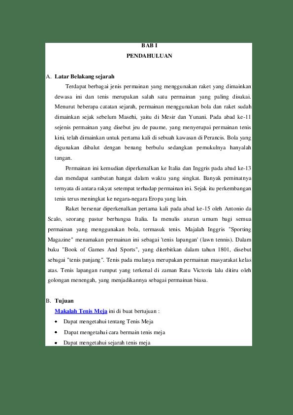Materi Tentang Tenis Meja : materi, tentang, tenis, MAKALAH, TENIS, MEJA., Harlan, Hariz, Academia.edu