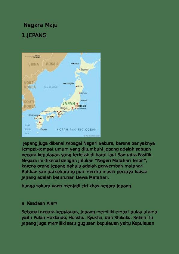 Tuliskan 5 Faktor Yang Mendorong Jepang Menjadi Negara Maju : tuliskan, faktor, mendorong, jepang, menjadi, negara, Faktor, Jepang, Menjadi, Negara, Belajar